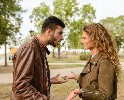 ANGER: Understanding Defensiveness and Making the Effort for my Spouse